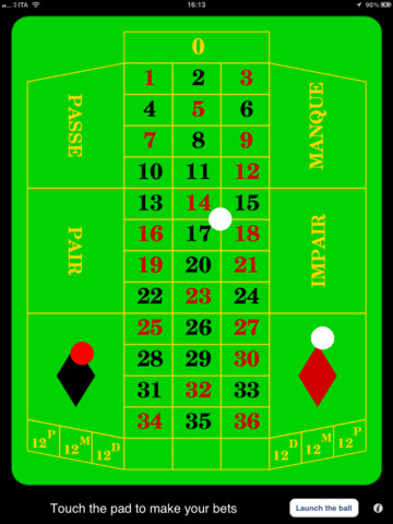 roulette game app