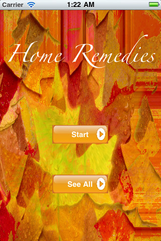 Home Remedies!