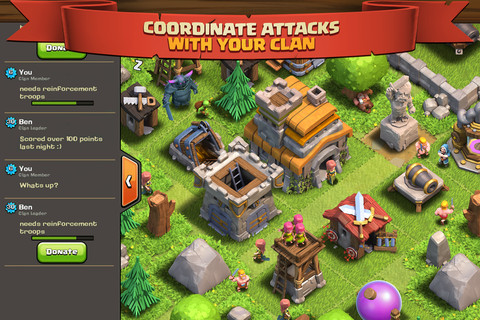Clash of Clans 2.21