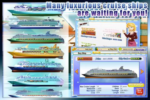 Design Your Own Cruise Ship Game