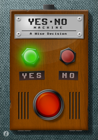 yes or no machine