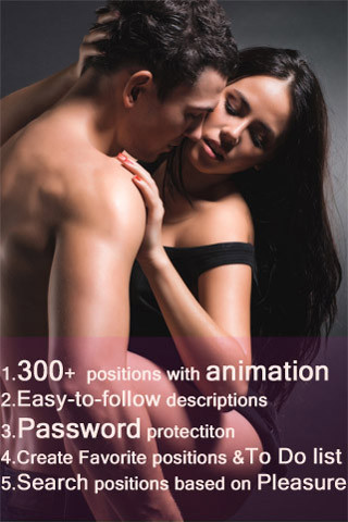 The joy of sex. 1.0 App for iPad, iPhone - Lifestyle -
