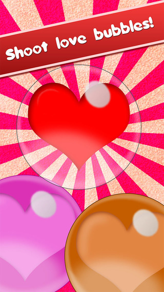 Bubble Shooter Love Valentine - A deluxe match 3 puzzle special for Valentine`s day valentine 39 s day