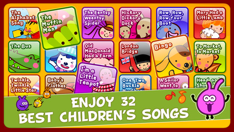 Fun Music Game For Kids Rhythm Party