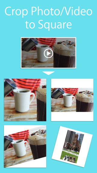 Making video with your photos and music by Squarely music making program