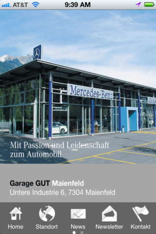 Garage Gut AG 1.1