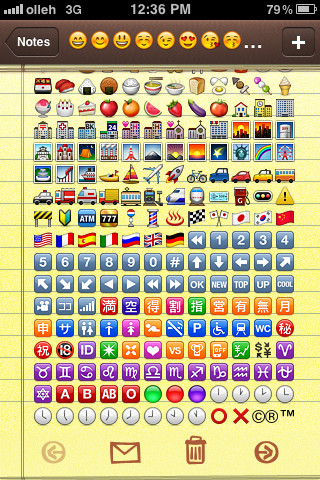 how to get emoticons on iphone text