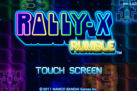 RALLY-X RUMBLE