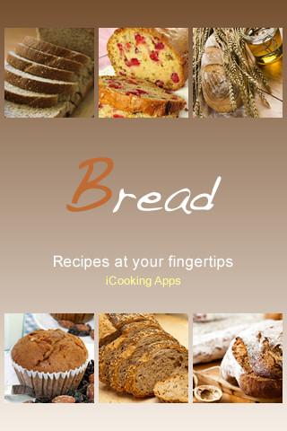 iCooking Bread german cuisine history