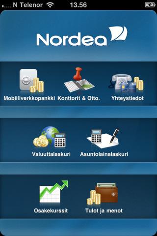 Nordea Finland finland food