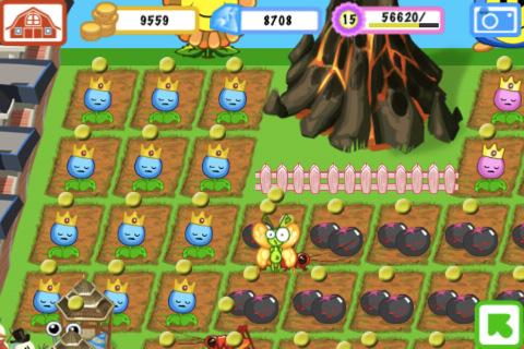 Download cartoon garden iphone ipad ios