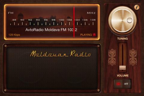 Moldovan Radio moldovan food