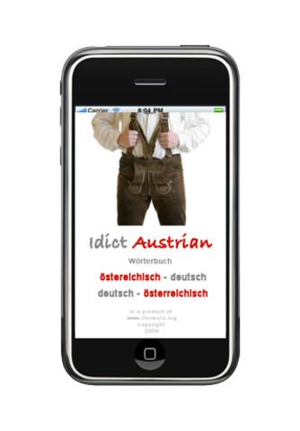 idict Austrian austrian air