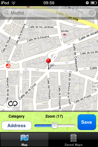 Unplugged Maps offline maps download
