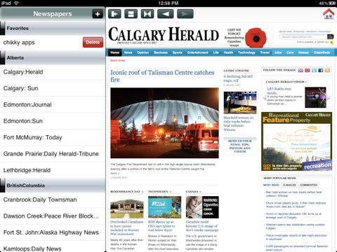 The News-Canada tunisianet