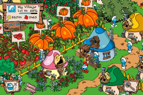 Smurfs` Village