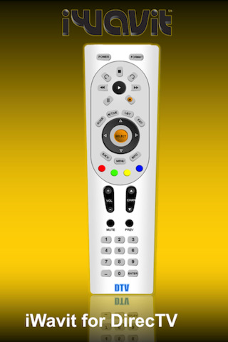 iWavit DirecTV program directv remote