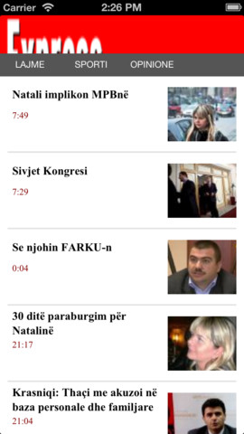 Gazeta Express pristina