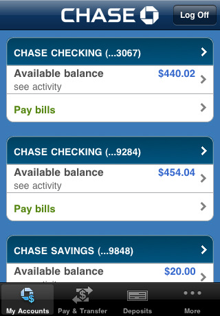 Chase Mobile (SM)