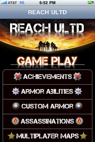 Halo Reach ULTD