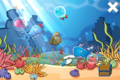 Kids fish games games kids fish fish games for Toddler fishing game free