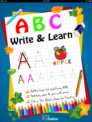 ABC Write & Learn