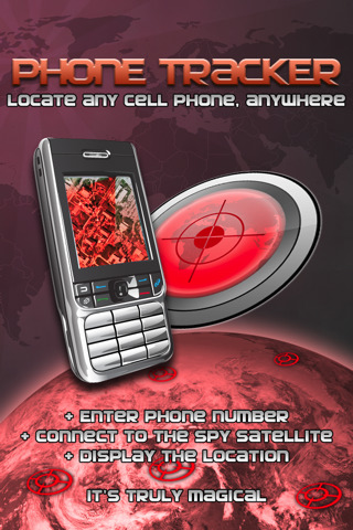 "A Phone Trackerâ""¢"