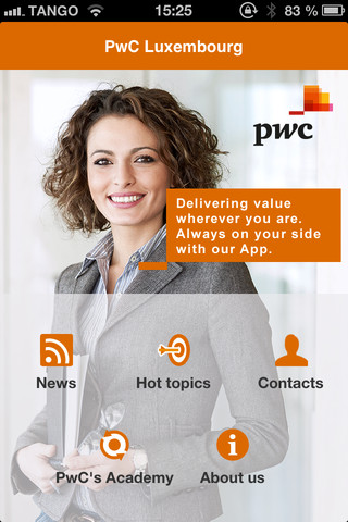 PwC Luxembourg luxembourg pictures