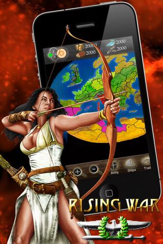 RISING WAR free