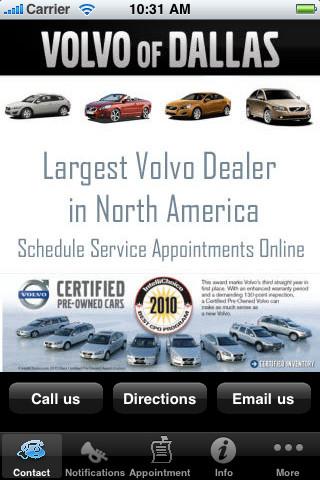 Volvo of Dallas volvo s90