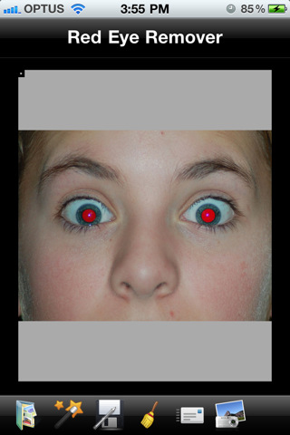 red eye remover iphone eye remover app for iphone photo amp 15952