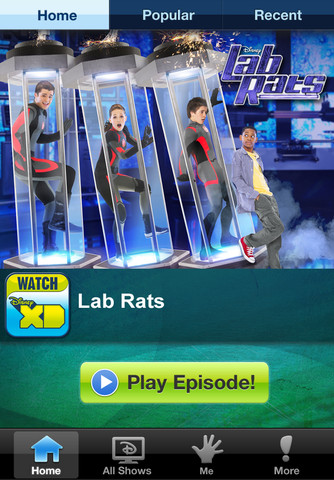 WATCH Disney XD 2.0.1