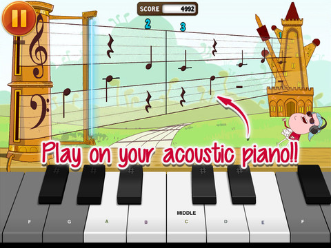 Piano Mania - Practice Game
