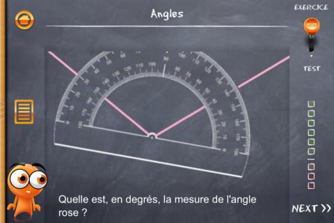 iTooch 5ème : exercices de Maths, Français, Anglais, Physique et Chimie pour la classe de 5eme