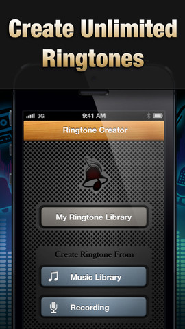 Ringtone Unlimited Pro - Create Unlimited Ringtones & Alert Tones