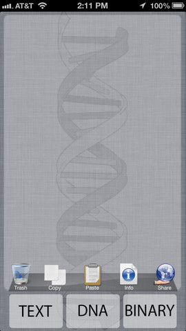 B1nary DNA ancestry dna