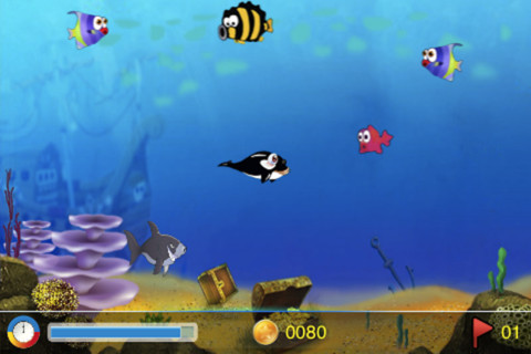 Super fish live app for ipad iphone games for Fish live game