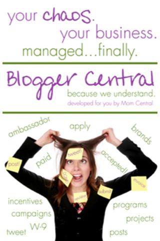 Blogger Central blogger