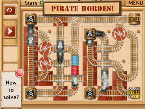 Rail Maze Pro HD