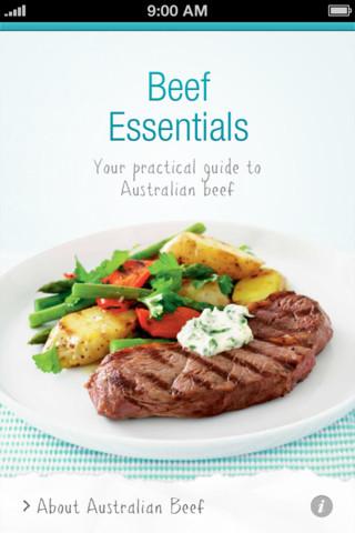 Beef Essentials beef