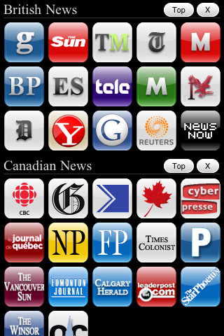 News Feed (Canada) canada news