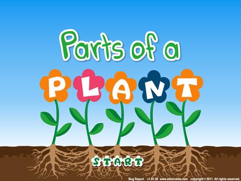 Download parts of a plant ipad ios