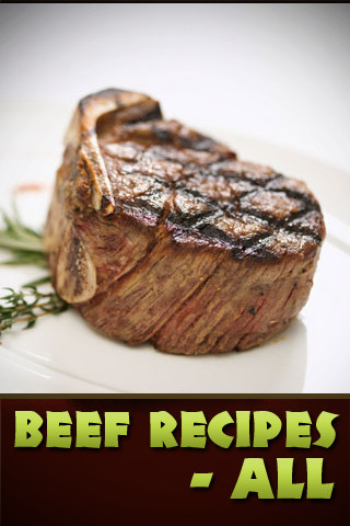 Beef Recipes-ALL beef
