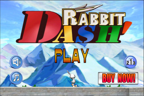 Rabbit Dash FREE