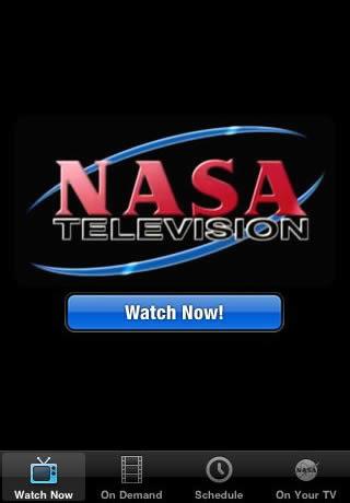 nasa tv schedule - 320×460