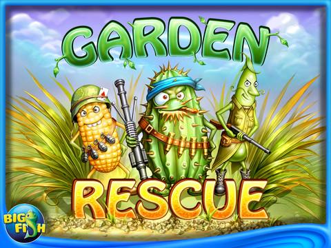 Garden Rescue HD