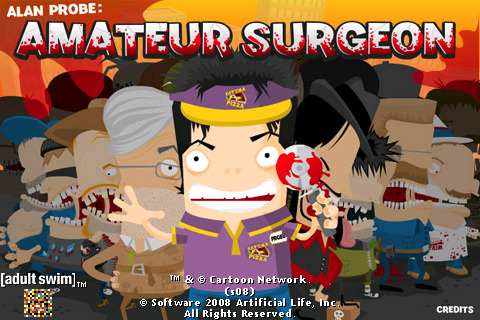 Adult Swim Surgery Game 90
