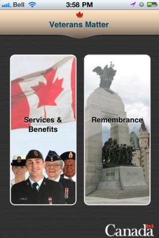 Veterans Matter veterans