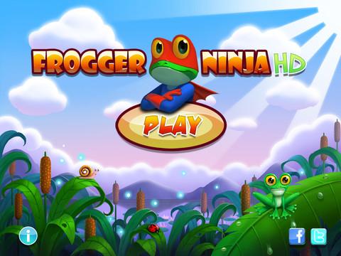 Frogger Ninja HD