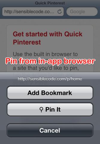 Quick Pinterest pinterest site
